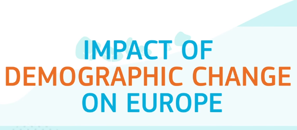 """""""Impact of demographic change in Europe"""""""