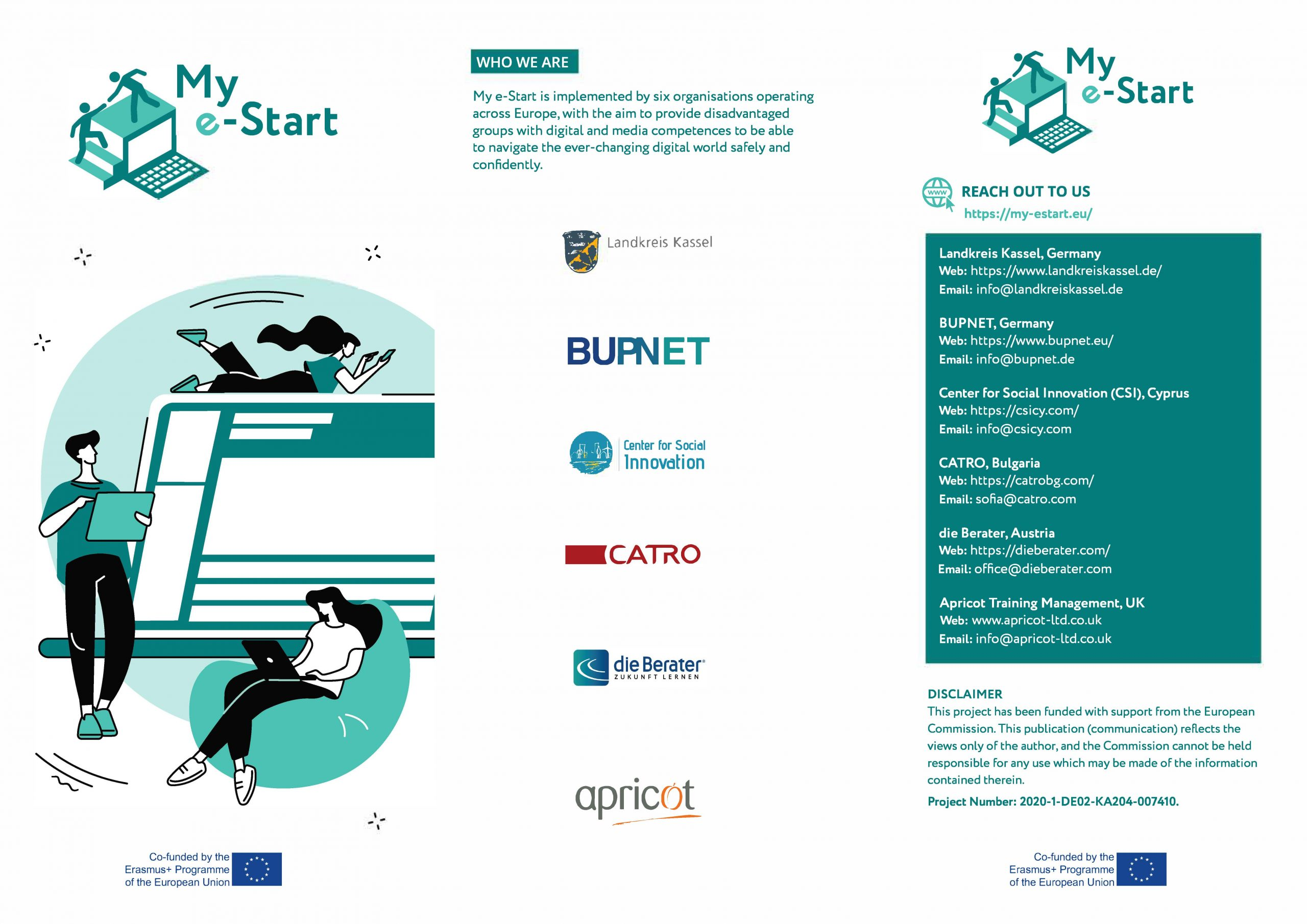 Picture of Brochure Page 1