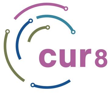 Project logo (Cur8)